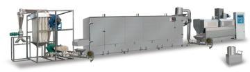 变性淀粉膨化机,变性淀粉加工机,加工变性淀粉的设备