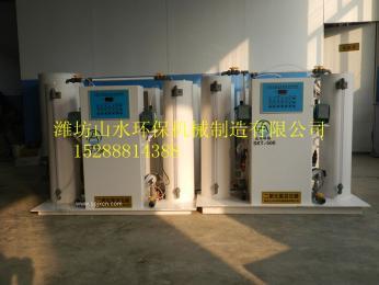凌海二氧化氯发生器运行平稳,工作安全可靠