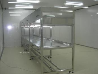 净化工作台,垂直流净化工作台,不锈钢净化工作台
