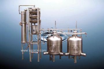 吉林0.5t/h白兰地蒸馏机组可蒸馏原酒鑫华轻工为您定制生产