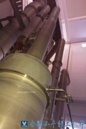 单效降膜蒸发器,一效降膜浓缩器