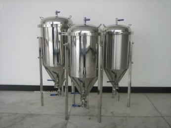 小型啤酒发酵罐 反应釜 混合机 液体发酵罐 搅拌机