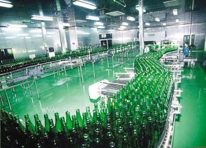 啤酒生产线-啤酒生产设备