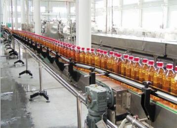 饮料生产输送机