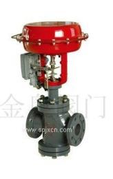 ZXN型气动薄膜双座调节阀
