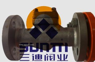不锈钢止回阀 H41Y-300LB