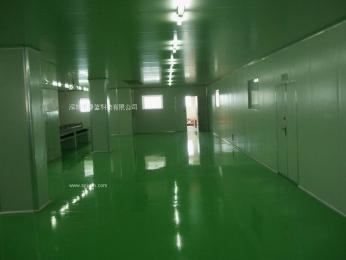 10万级食品厂净化车间工程
