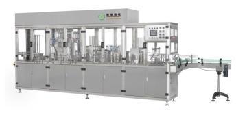 QGF-3全自动酸奶灌装封口机