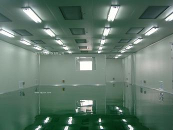 洁净车间装火焰陡然冲天而起修工程,洁净室装修对抗工程