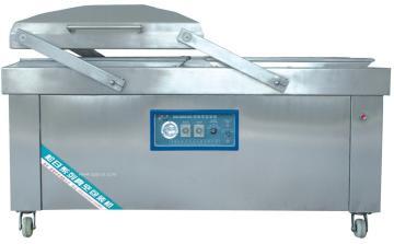 松日供应果脯、干果类真空包装机 半自动真空包装机 DZ-800/2S真空包装机