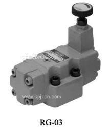 台湾宇记DAIWER减压阀RG-03-B RG-03-C