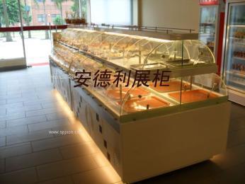 供應面包貨架,面包展示柜,面包保鮮柜