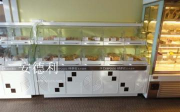 供應豪華面包柜,貨架,面包展示柜