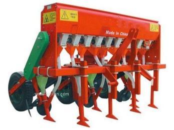 青州市大地機械批發多功能播種機