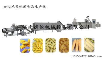 休闲食品膨化机  膨化机生产设备