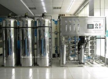 去离子纯水设备,反渗透去离子水纯水设备