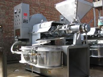 鑫栋螺旋榨油机经久耐用、出油量高、一机万用、性能好的榨油机