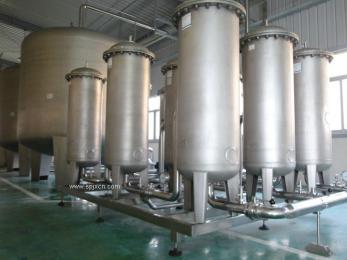 广州食品级活性碳过滤器,广东过滤器生产厂家,活性碳水质净化设备