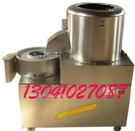 洗切一体机|蔬果洗切一体机|土豆洗切一体机|土豆切片切丝一体机|土豆去皮洗切一体