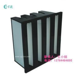 V-Bank標準型高效空氣過濾器