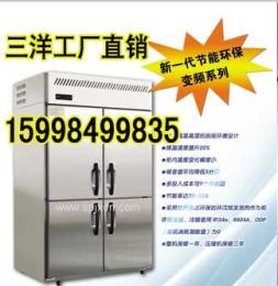 三洋厨房冷柜三洋冰柜价格新款型号
