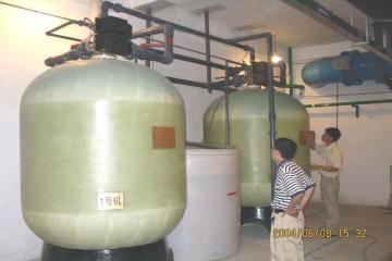 宁波软化水设备