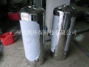 晨兴环保专业生产井水除铁锰过滤器,除井水发黄过滤器效果