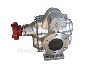 小流量不锈钢齿轮泵结构特点