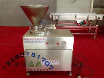 液壓灌腸機熱狗腸灌腸機YG30-50型