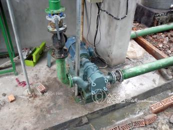 自吸無堵塞排污泵