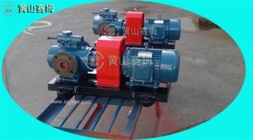 螺杆泵HSNH440-40、油泵、黄山螺杆泵