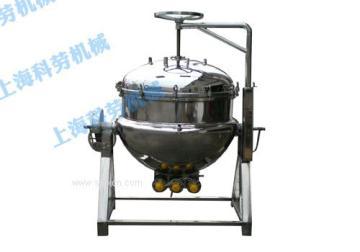 电加热带搅拌夹层锅