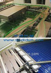 工廠直銷不銹鋼鏈板往復緩存輸送機械,飲料在線儲存平臺