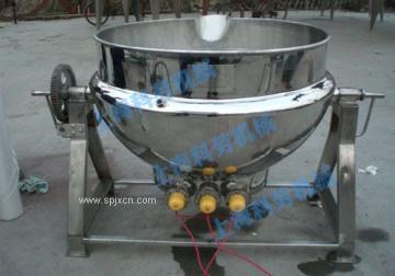 电热夹层锅