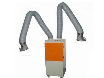 厂家供应现货双臂移动式焊接烟尘净化器