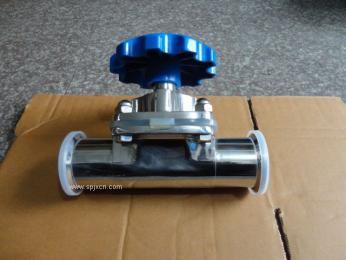 卫生级快装隔膜阀、焊接隔膜阀、气动隔膜阀、盖米隔膜阀