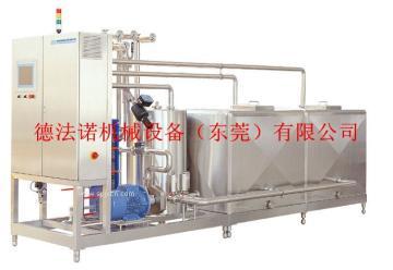 卫生级全自动CIP清洗机德法诺机械
