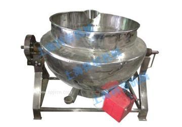 上海科劳-立式夹层锅