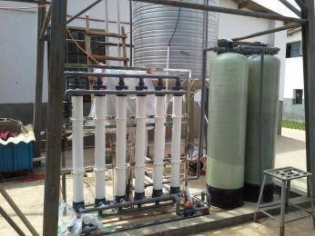 云南洗車場廢水循環利用設備廠家昆明洗車場污水循環過濾器