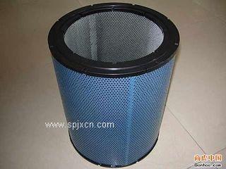 濾碳粉用高精密覆膜粉塵濾芯除塵濾芯