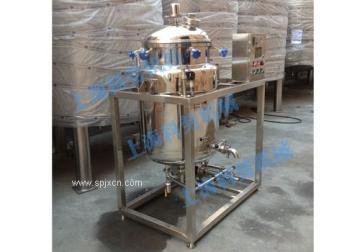 上海科劳机械-单罐巴氏鲜奶杀菌机
