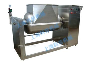 科劳机械-卧式搅拌锅