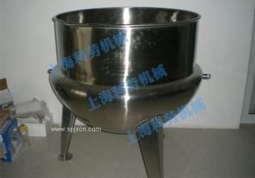 科劳机械-立式夹层锅