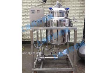 科劳机械-新型单罐鲜奶巴氏杀菌机