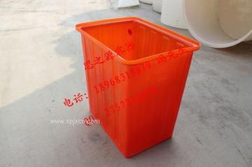 浙江容器塑料方型桶/水產養殖桶/紡織印染水箱