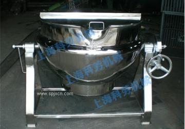 上海科劳-无搅拌电加热夹层锅