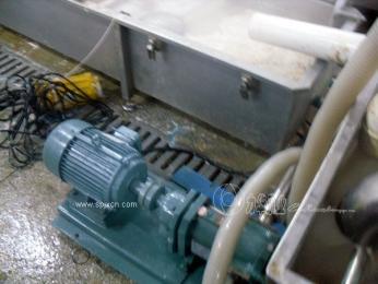 力華食品泵-高粘度泵漿料泵