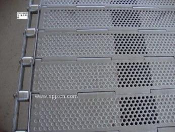 选山东产销量大的链板输送带供应商金泉网带厂的链板输送带全国*