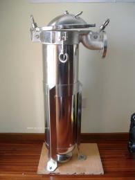 云南袋式過濾器廠家昆明單袋式過濾器雙袋式過濾器出售