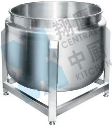 大型可倾蒸汽煮锅 熬煮锅 汤锅 不锈钢锅